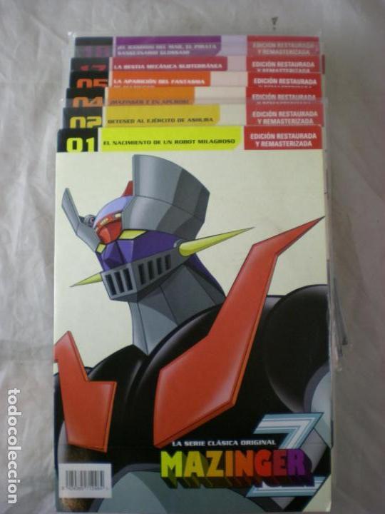 Series de TV: Mazinger Z DVD - 15 Capitulos - Foto 6 - 155289446