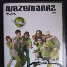 Series de TV: WAZEMANK 2 DVD 27 ESKETX EITB MUY RARO!. Lote 155349182