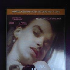 Series de TV: LAS HONRADAS DVD PRECINTADO SERIE COMPLETA TELENOVELA CUBANA BROSELIANDA HERNANDEZ CESAR EVORA. Lote 155349480
