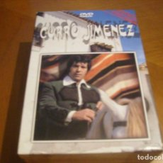 Series de TV: CURRO JIMENEZ / SEGUNDA TEMPORADA COMPLETA / 5 DVD DESCATALOGADA. Lote 155584730