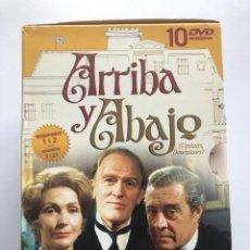 Series de TV: SERIE INGLESA : ARRIBA Y ABAJO COMPLETA (TRES TEMPORADAS ). Lote 155589082
