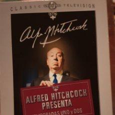 Series de TV: ALFRED HITCHCOCK. TEMPORADA 1 Y 2. EDICION COLECCIONISTA. Lote 155706688