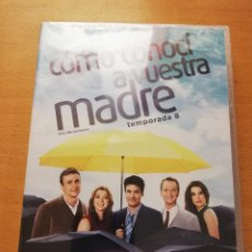 Series de TV: CÓMO CONOCÍ A VUESTRA MADRE. TEMPORADA 8 (DVD PRECINTADO). Lote 155714410