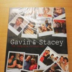 Series de TV: GAVIN & STACEY. THE COMPLETE COLLECTION (DVD PRECINTADO). Lote 155714518