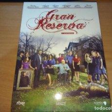 Series de TV: GRAN RESERVA 1ª TEMPORADA COLECCIONISTA. Lote 155714702