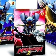 Series de TV: COLECCION DVDS MAZINGER Z (26 DVDS) COLECCION COMPLETA. Lote 47457658
