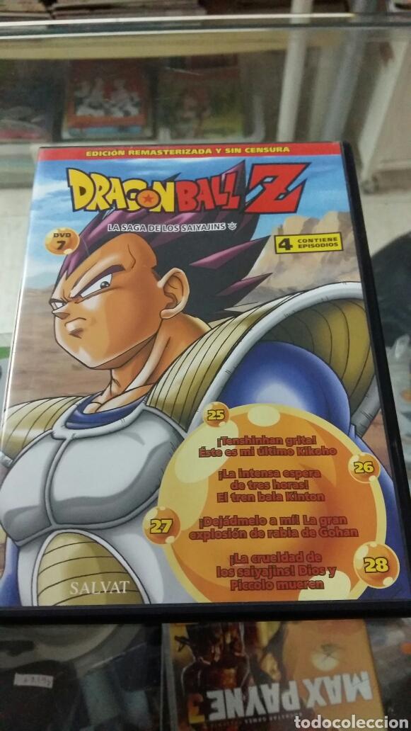 DRAGON BALL Z N 7 (Series TV en DVD)