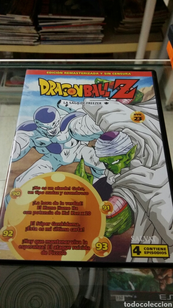 DRAGON BALL Z N 23 (Series TV en DVD)