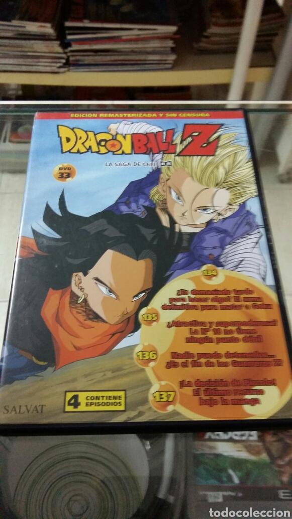 DRAGON BALL Z N 33 (Series TV en DVD)