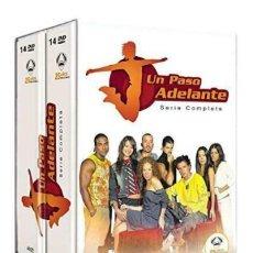 Series de TV: SERIE COMPLETA UN PASO ADELANTE NUEVA A ESTRENAR PRECINTADA. Lote 156359182