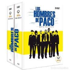 Series de TV: SERIE COMPLETA LOS HOMBRES DE PACO (9 TEMPORADAS) 39 DVDS NUEVO PRECINTADO. Lote 156363102