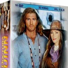 Series de TV: PACK SERIE LA DOCTORA QUINN: VOL 5 AL 8. NUEVA A ESTRENAR PRECINTADA.. Lote 156364958