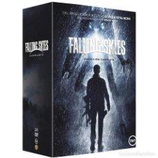 Series de TV: SERIE COMPLETA DVD FALLING SKIES 5 TEMPORADAS ( NUEVA A ESTRENAR PRECINTADA ). Lote 156406478