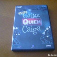 Series de TV: CAIGA QUIEN CAIGA LO MEJOR / 2 DVD . Lote 156507590