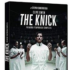 Series de TV: THE KNICK - TEMPORADA 1 Y 2. Lote 156512022