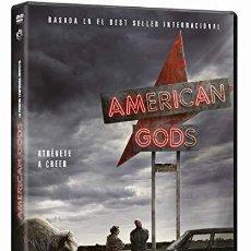 Series de TV: AMERICAN GODS - PRIMERA TEMPORADA. Lote 156512158