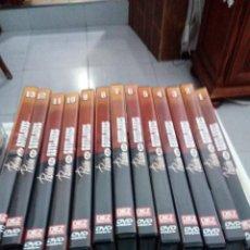 Series de TV: PASIÓN DE GAVILANES 13 DVD COMPLETO. + PASIÓN DE GAVILANES LO NUNCA VISTO NUEVO PRECINTADO. B38DVD. Lote 156535958