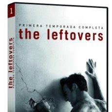 Series de TV: THE LEFTLOVERS TEMPORADA 1 (3 DISCOS) - SERIE DVD - USADO (COMO NUEVO)(CARATULA Y AUDIO ESPAÑOL). Lote 156610066