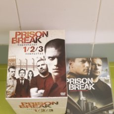 Series de TV: PRISION BREAK. COLECCION COMPLETA. Lote 156713794