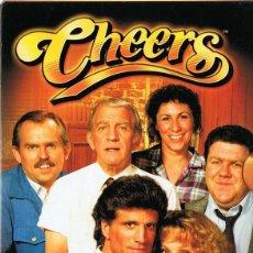 Series de TV: CHEERS PRIMERA TEMPORADA COMPLETA ( 4 DVD). Lote 156715886