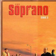 Series de TV: LOS SOPRANOS SERIE 3 ( 5 DVD). Lote 156720738