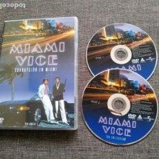 Series de TV: DVD MIAMI VICE - CORRUPCION EN MIAMI - VOLUMEN 1 - JAMES SONNY CROCKET - RARE. Lote 156807890