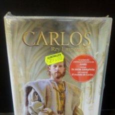 Series de TV: CARLOS REY EMPERADOR DVD. Lote 156888614