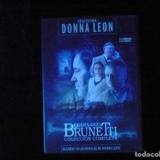Series de TV - coleccion donna leon comisario brunetti coleccion completa en 12 dvd casi como nuevos - 157108978
