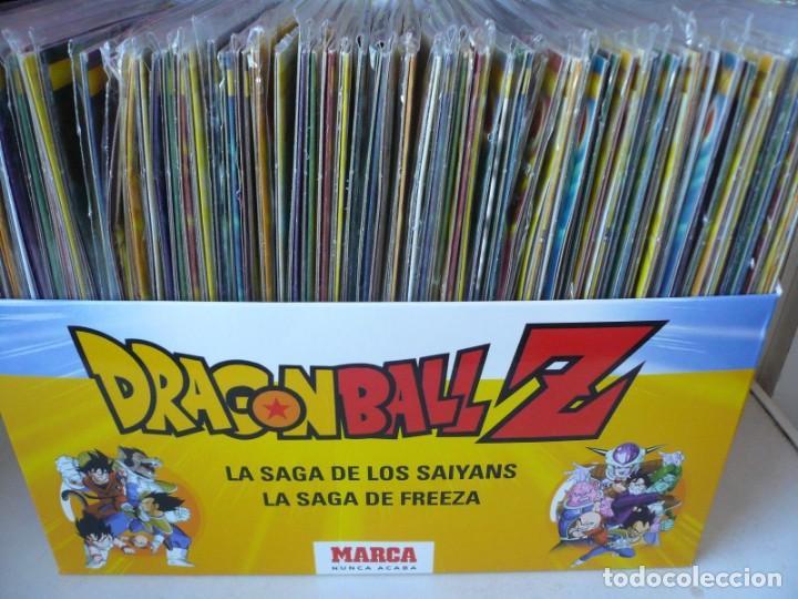 117 DVD DRAGON BALL Z SAGA SAIYANS Y SAGA FREEZA COMPLETAS+POSTER+CAJA NUEVO (Series TV en DVD)