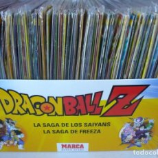 Series de TV: 117 DVD DRAGON BALL Z SAGA SAIYANS Y SAGA FREEZA COMPLETAS+POSTER+CAJA NUEVO. Lote 157725970