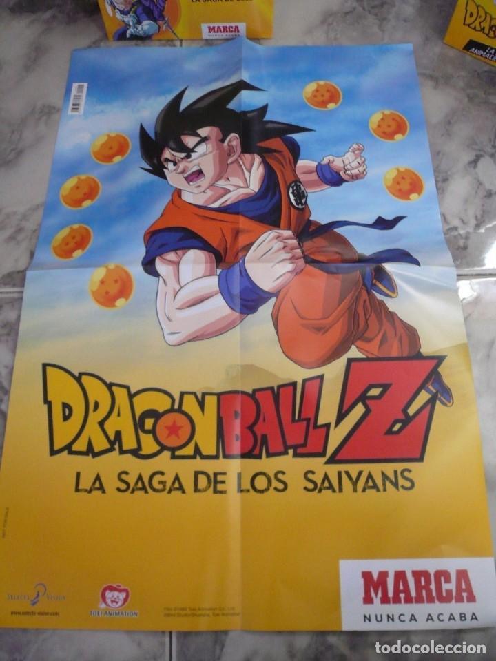 Series de TV: 117 DVD DRAGON BALL Z SAGA SAIYANS Y SAGA FREEZA COMPLETAS+POSTER+CAJA NUEVO - Foto 5 - 157725970