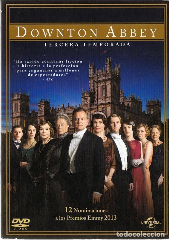 downton abbey tercera temporada 4 discos - Buy TV Series on DVD at ...
