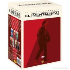 Series de TV: SERIE COMPLETA EL MENTALISTA EN FORMATO DVD NUEVO A ESTRENAR ( 7 TEMPORADAS ). Lote 182906295
