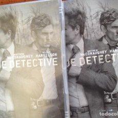 Series de TV: TRUE DETECTIVE,3 DISCOS EPISODIOS DEL 1 AL 8-HBO. Lote 158541250