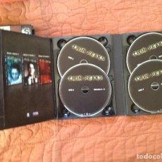 Series de TV: TWIN PEAKS,SAISON 2,PARTIE 1-4,DVD. Lote 158542494