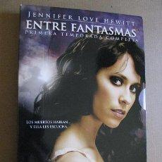 Series de TV: ENTRE FANTASMAS (PRIMERA TEMPORADA COMPLETA) ¡¡OFERTA 3X2 EN SERIES!! (¡LEER DESCRIPCION!). Lote 158584330