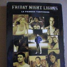 Series de TV: FRIDAY NIGHT LIGHTS (PRIMERA TEMPORADA COMPLETA) ¡¡OFERTA 3X2 EN SERIES!! (¡LEER DESCRIPCION!). Lote 158588234