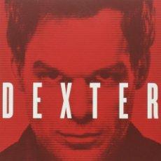 Series de TV: LA SERIE COMPLETA DEXTER EN DVD NUEVA PRECINTADA A ESTRENAR EN 8 TEMPORADAS. Lote 158598038