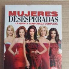 Series de TV: MUJERES DESESPERADAS - QUINTA TEMPORADA . Lote 158682878
