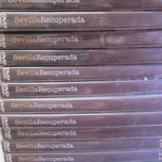 Series de TV: SEVILLA RECUPERADA COLECCIÓN COMPLETA DE 16 DVD. ALFONSO ARTESEROS.PRECINTADOS . Lote 158815778