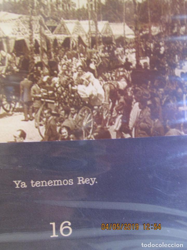 Series de TV: SEVILLA RECUPERADA COLECCIÓN COMPLETA DE 16 DVD. ALFONSO ARTESEROS.PRECINTADOS - Foto 2 - 158815778