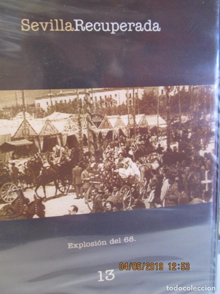 Series de TV: SEVILLA RECUPERADA COLECCIÓN COMPLETA DE 16 DVD. ALFONSO ARTESEROS.PRECINTADOS - Foto 5 - 158815778