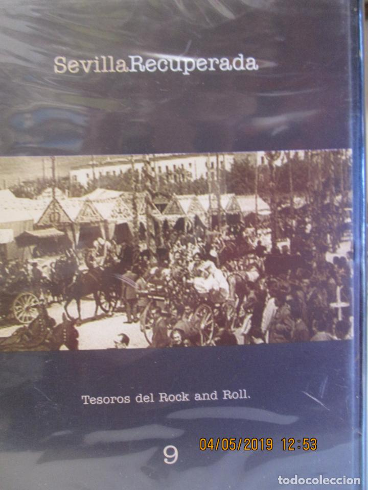 Series de TV: SEVILLA RECUPERADA COLECCIÓN COMPLETA DE 16 DVD. ALFONSO ARTESEROS.PRECINTADOS - Foto 9 - 158815778