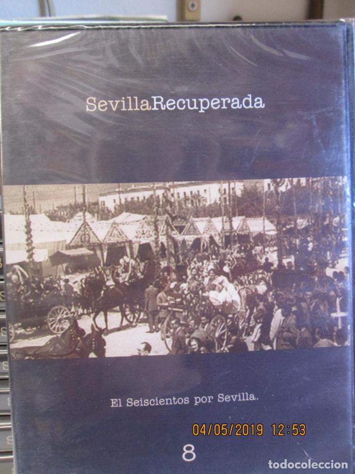 Series de TV: SEVILLA RECUPERADA COLECCIÓN COMPLETA DE 16 DVD. ALFONSO ARTESEROS.PRECINTADOS - Foto 10 - 158815778