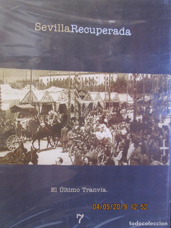 Series de TV: SEVILLA RECUPERADA COLECCIÓN COMPLETA DE 16 DVD. ALFONSO ARTESEROS.PRECINTADOS - Foto 11 - 158815778