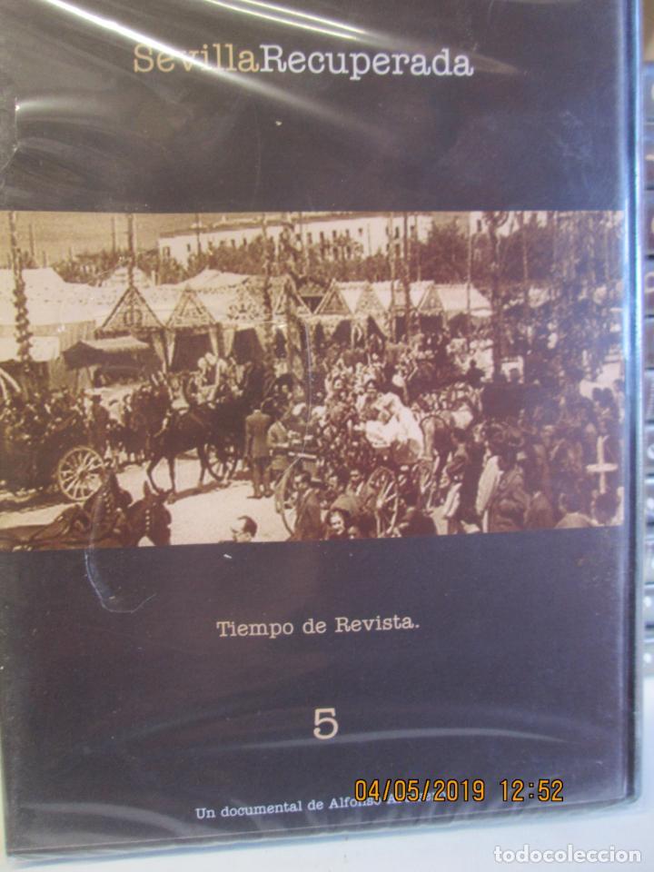 Series de TV: SEVILLA RECUPERADA COLECCIÓN COMPLETA DE 16 DVD. ALFONSO ARTESEROS.PRECINTADOS - Foto 13 - 158815778