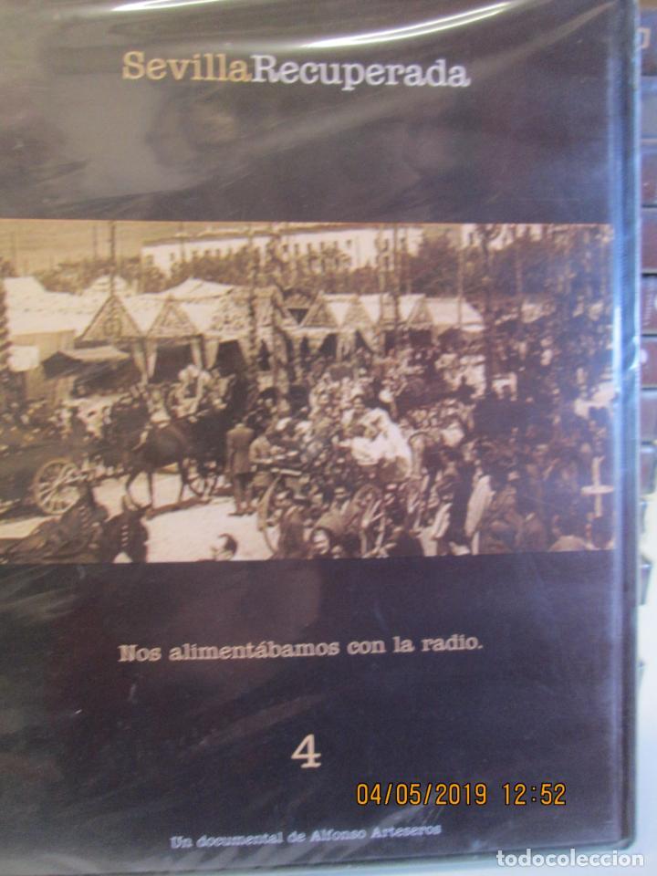 Series de TV: SEVILLA RECUPERADA COLECCIÓN COMPLETA DE 16 DVD. ALFONSO ARTESEROS.PRECINTADOS - Foto 14 - 158815778