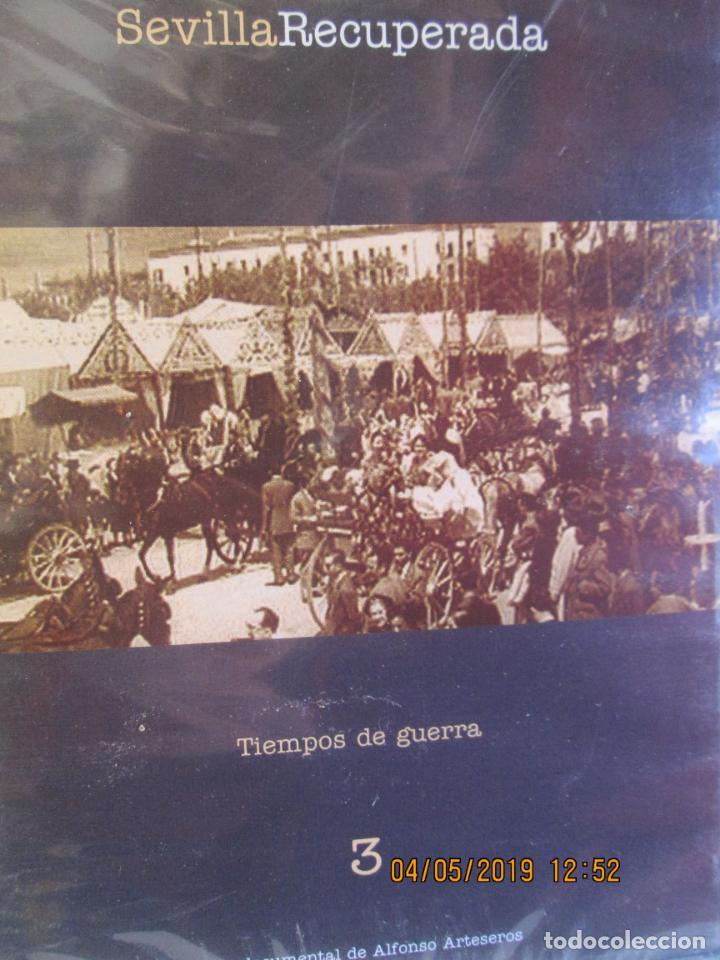 Series de TV: SEVILLA RECUPERADA COLECCIÓN COMPLETA DE 16 DVD. ALFONSO ARTESEROS.PRECINTADOS - Foto 15 - 158815778