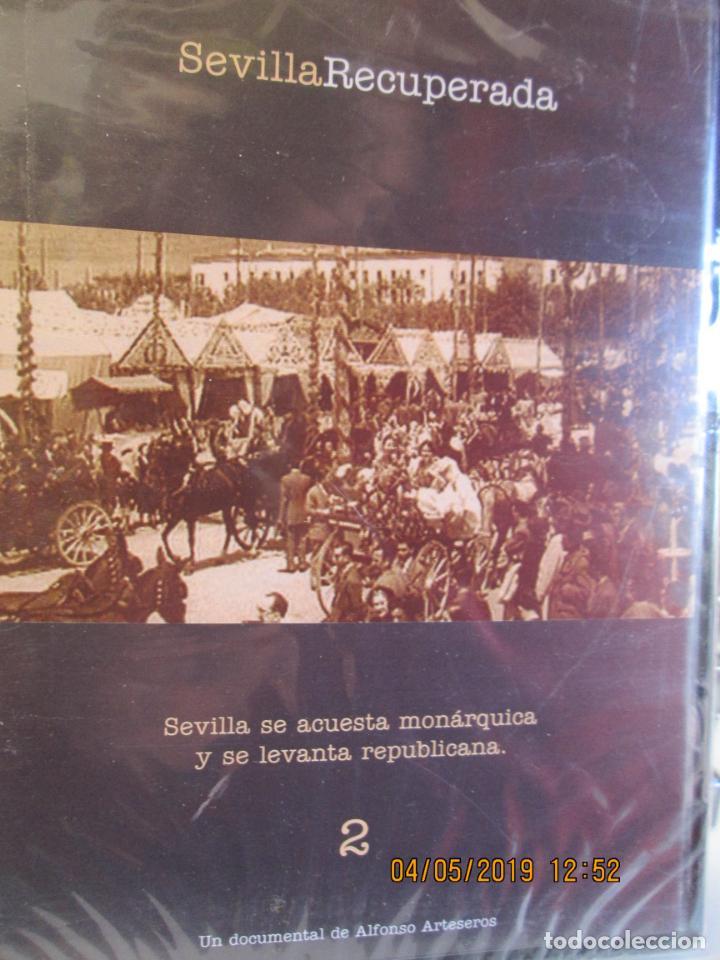 Series de TV: SEVILLA RECUPERADA COLECCIÓN COMPLETA DE 16 DVD. ALFONSO ARTESEROS.PRECINTADOS - Foto 16 - 158815778