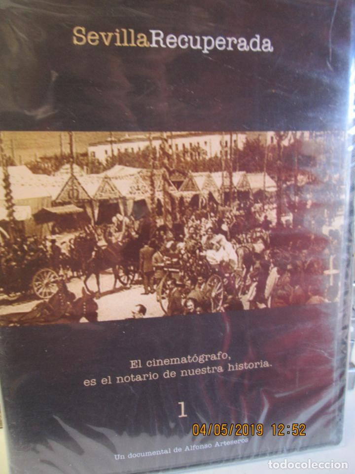 Series de TV: SEVILLA RECUPERADA COLECCIÓN COMPLETA DE 16 DVD. ALFONSO ARTESEROS.PRECINTADOS - Foto 17 - 158815778